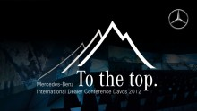 Mercedez Benz - To the top 2012